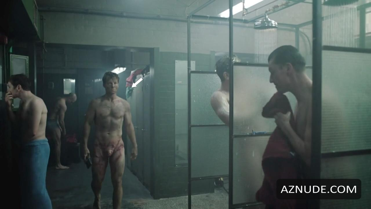 Jamie Bamber Nude - Aznude Men-6675