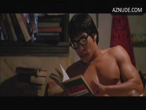 JASON SCOTT LEE NUDE/SEXY SCENE IN DRAGON: THE BRUCE LEE STORY
