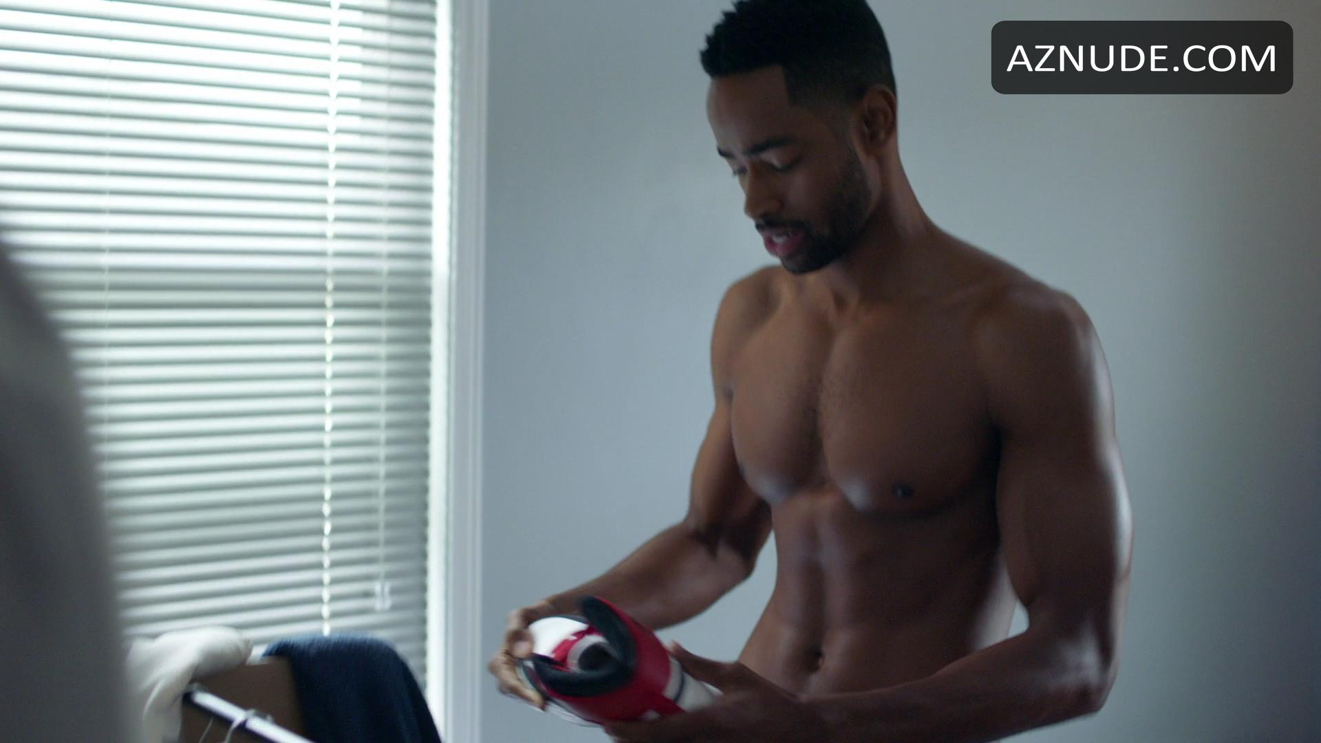 jay ellis the game naked