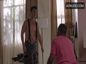 JAY HAYDEN NUDE/SEXY SCENE IN STATION 19