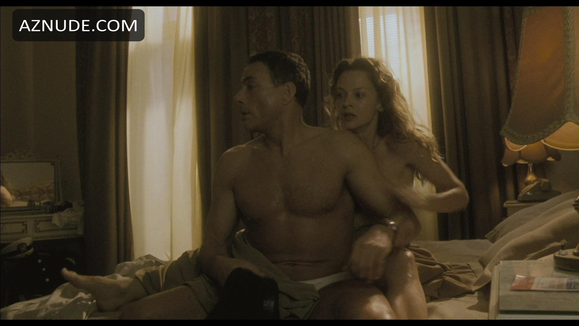 Male celebrity jean claude van damme nude scene