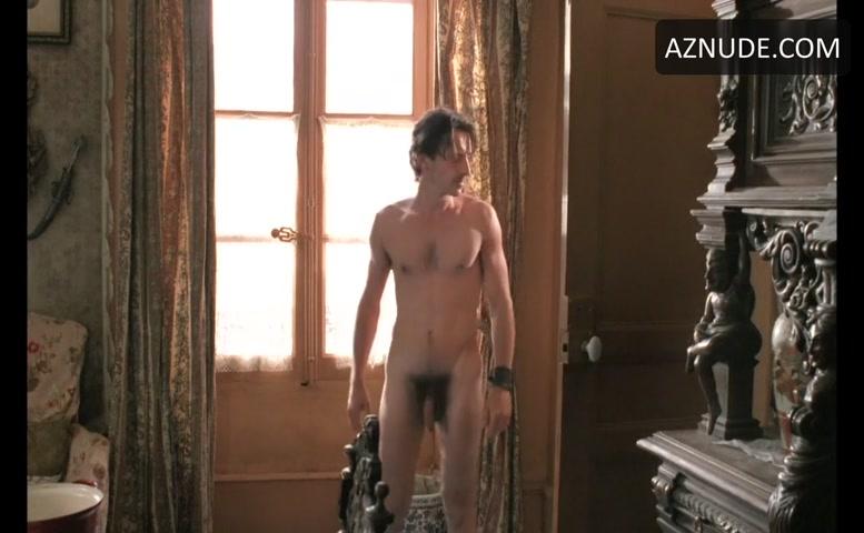 Jean-Hugues Anglade Sexy Scene In Betty Blue - Aznude Men-2155