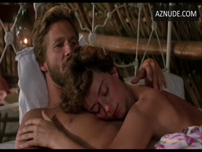 JEFF BRIDGES NUDE/SEXY SCENE IN AGAINST ALL ODDS