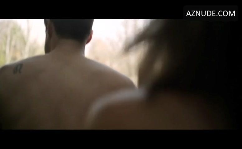 Hinata naked touching her vagina