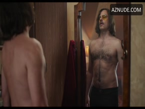 JEMAINE CLEMENT NUDE/SEXY SCENE IN AN EVENING WITH BEVERLY LUFF LINN