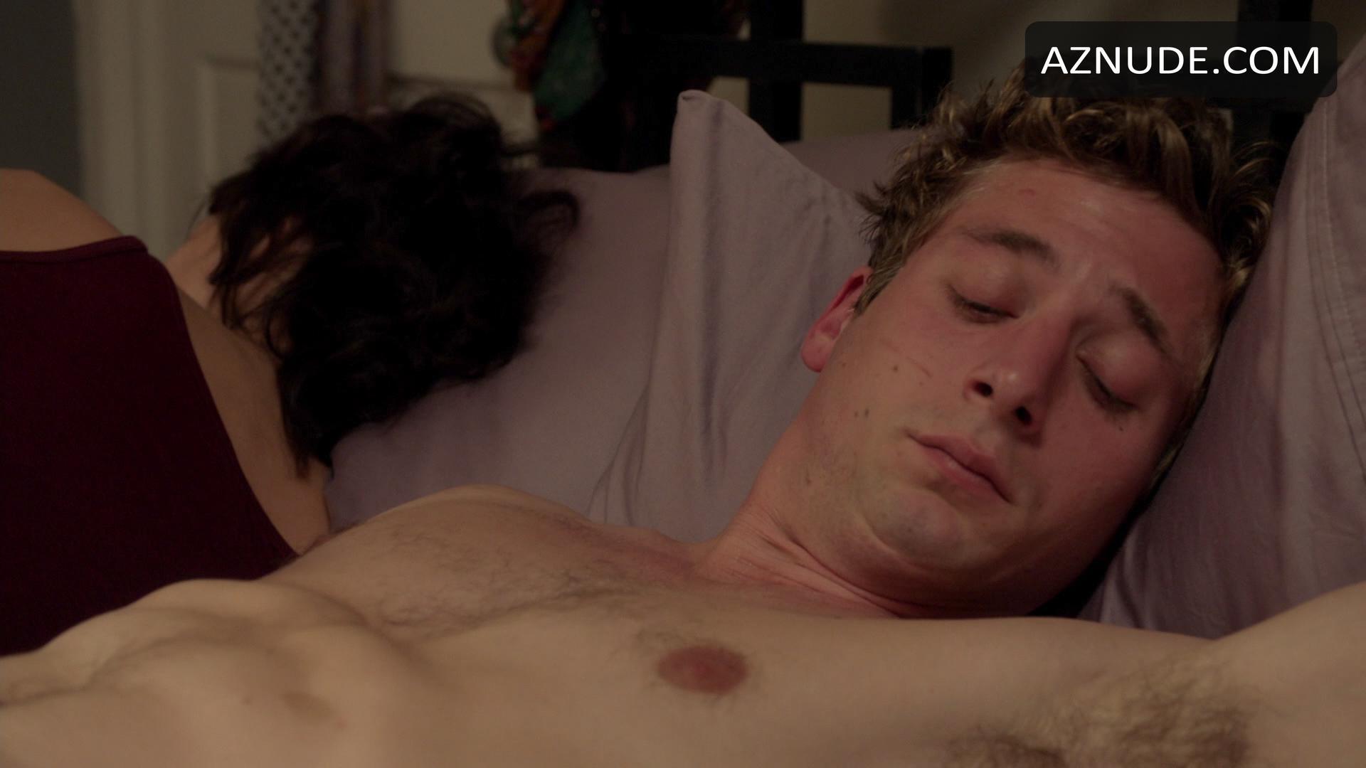 Jeremy allen white nude
