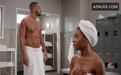JESSE WILLIAMS in Grey'S Anatomy