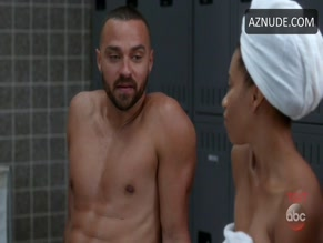 JESSE WILLIAMS in GREY'S ANATOMY(2005)