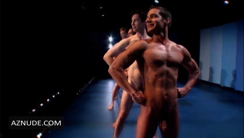 Naked shower guys-1850