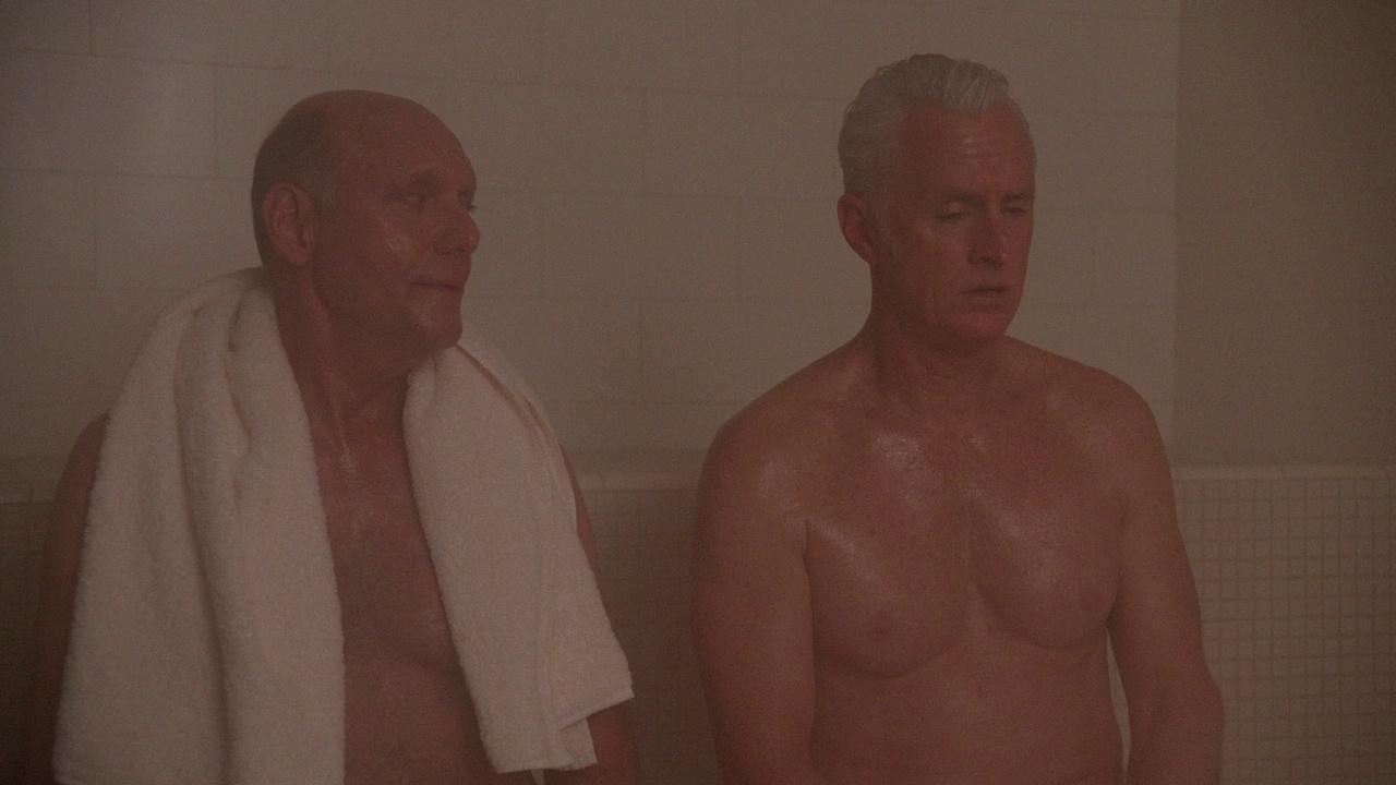 Mad Men Star January Jones Goes Naked For Versace