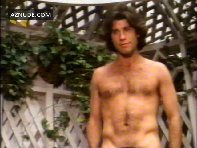 John Travolta Shirtless