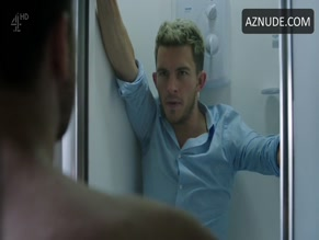 JONATHAN BAILEY NUDE/SEXY SCENE IN CRASHING