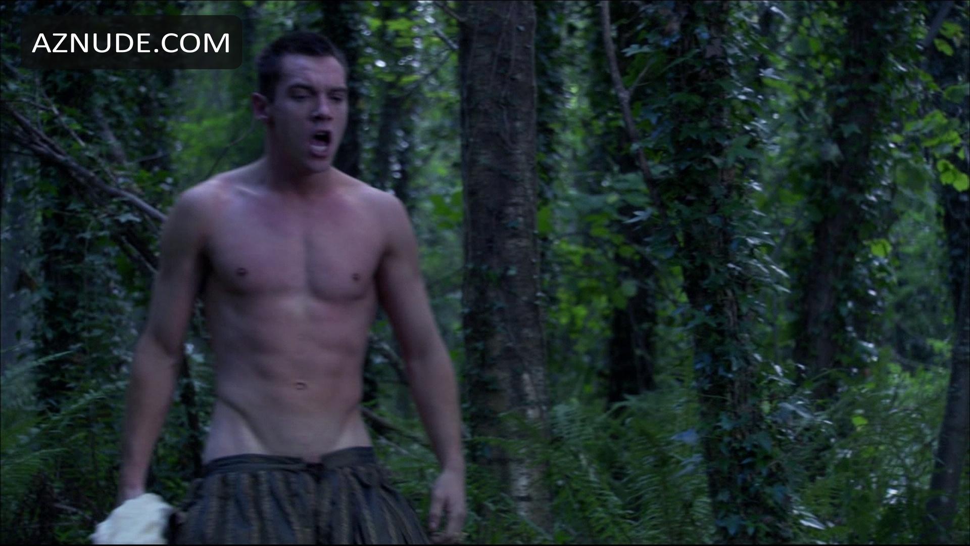 naked men the tudors