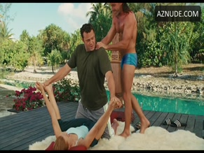 JON FAVREAU NUDE/SEXY SCENE IN COUPLES RETREAT