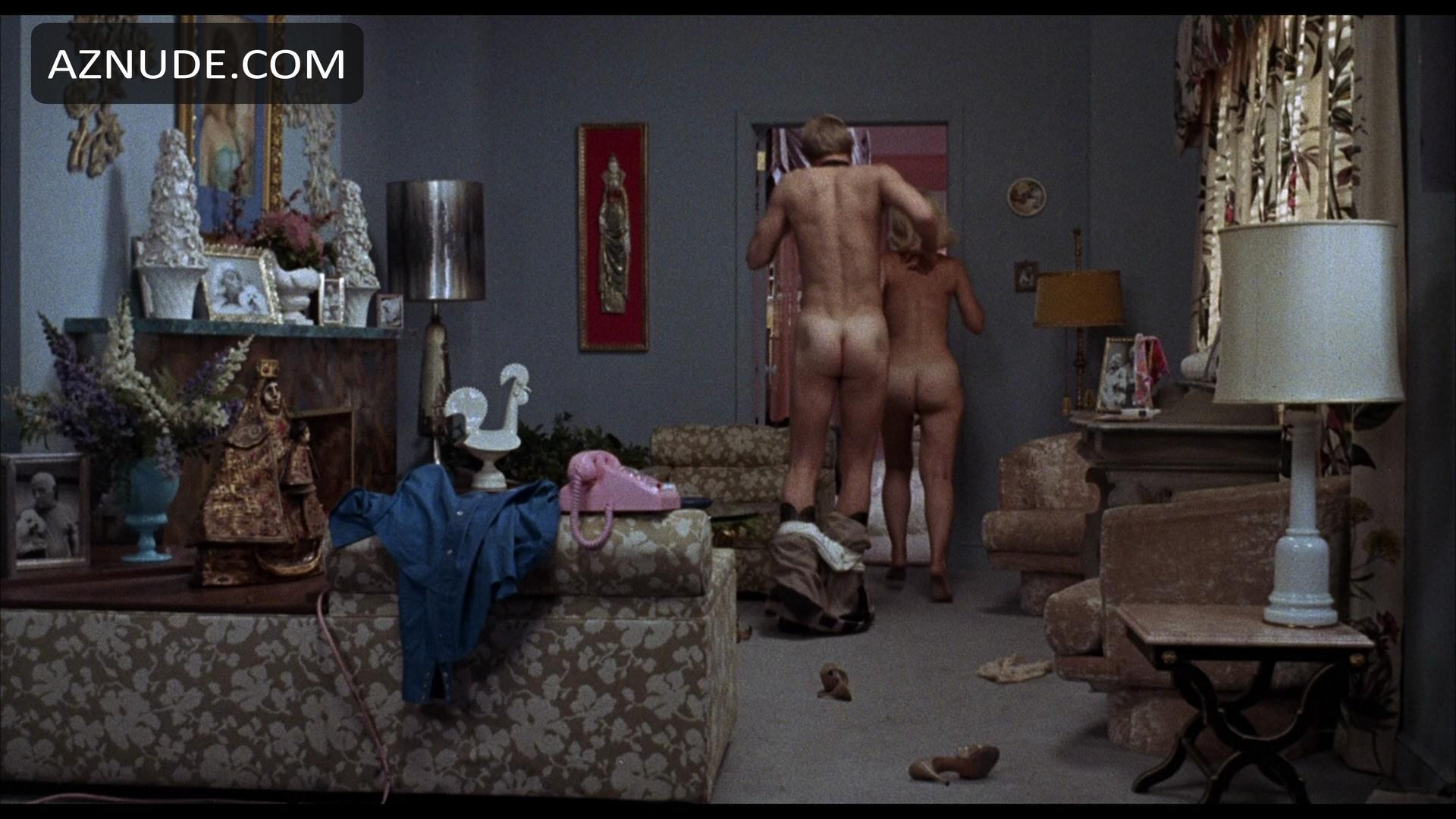 Cowboy sex scene