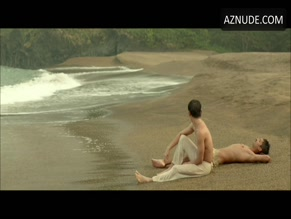 JUAN PABLO DE SANTIAGO NUDE/SEXY SCENE IN I DREAM IN ANOTHER LANGUAGE