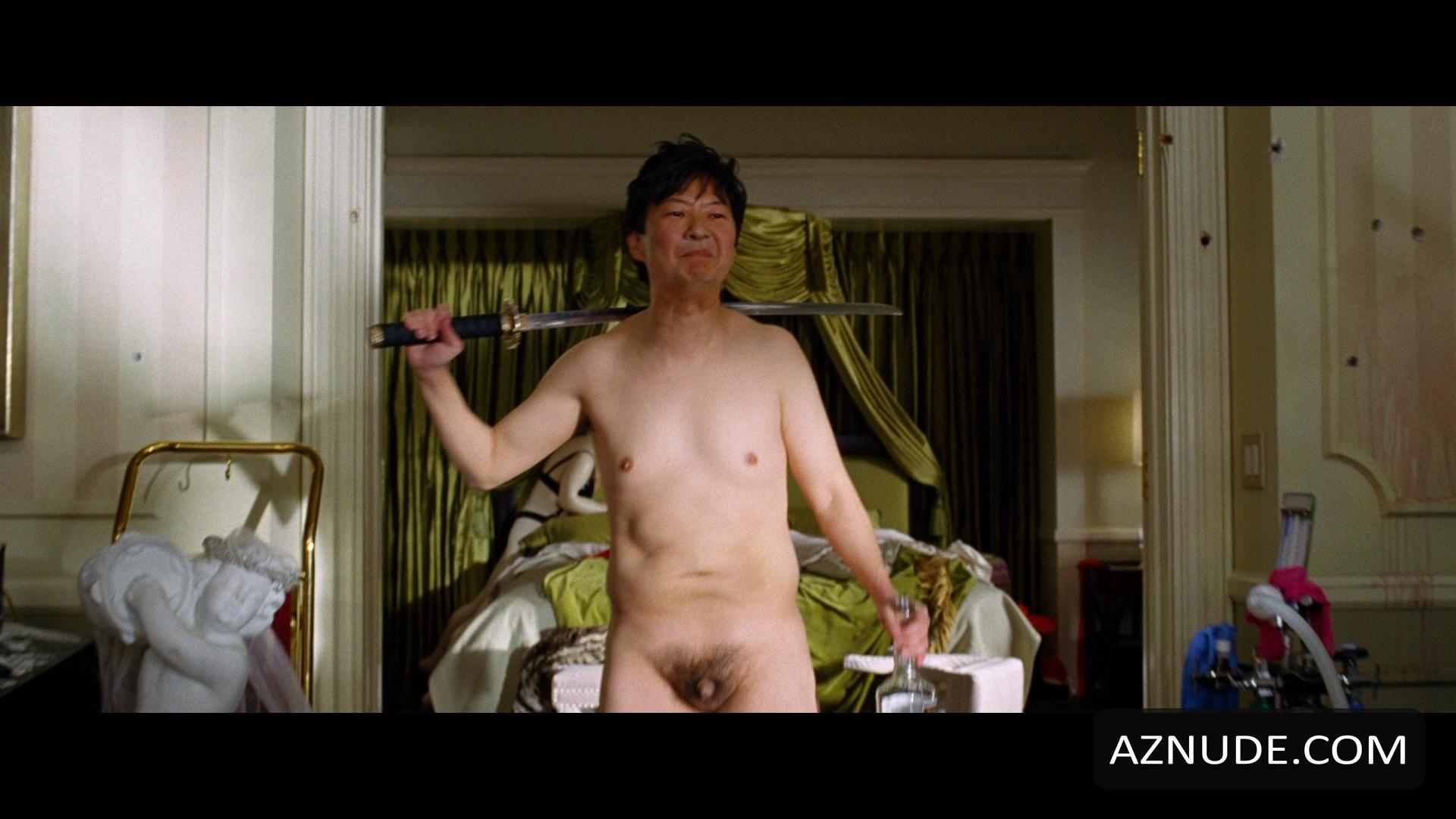 Hangover nude