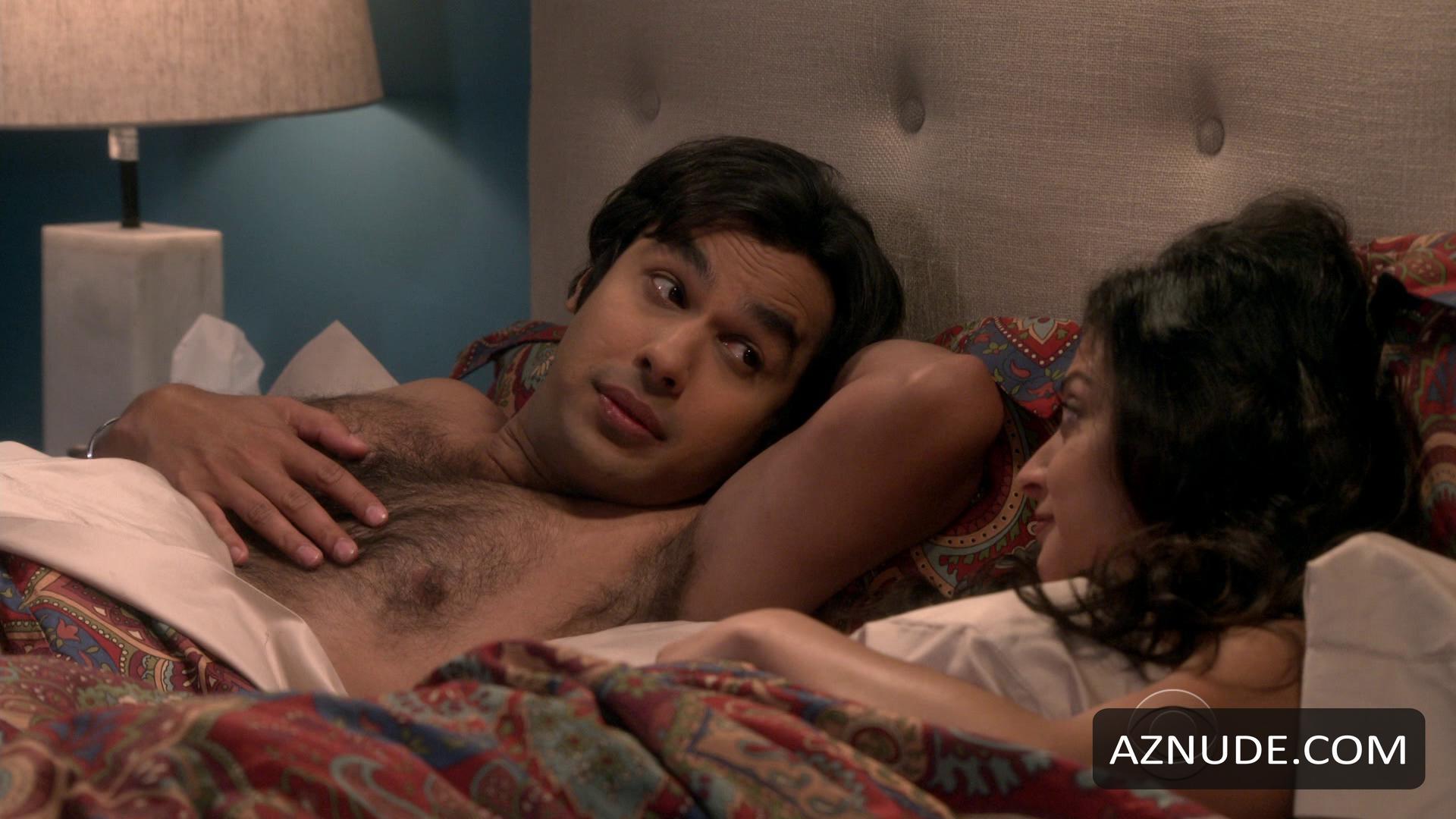 Kunal nayyar wife nude