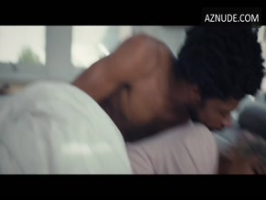 LAKEITH STANFIELD NUDE/SEXY SCENE IN SORRY TO BOTHER YOU