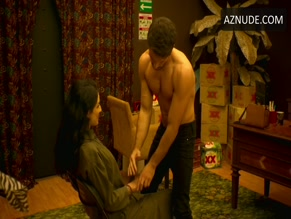 LUCAS VELAZQUEZ NUDE/SEXY SCENE IN THE HOUSE OF FLOWERS
