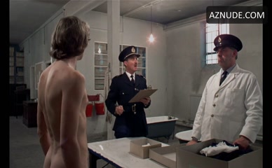 MALCOLM MCDOWELL in A Clockwork Orange