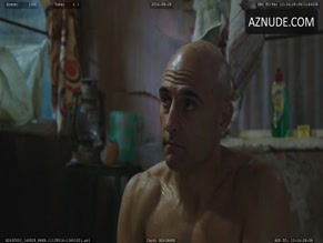 mark strong nude