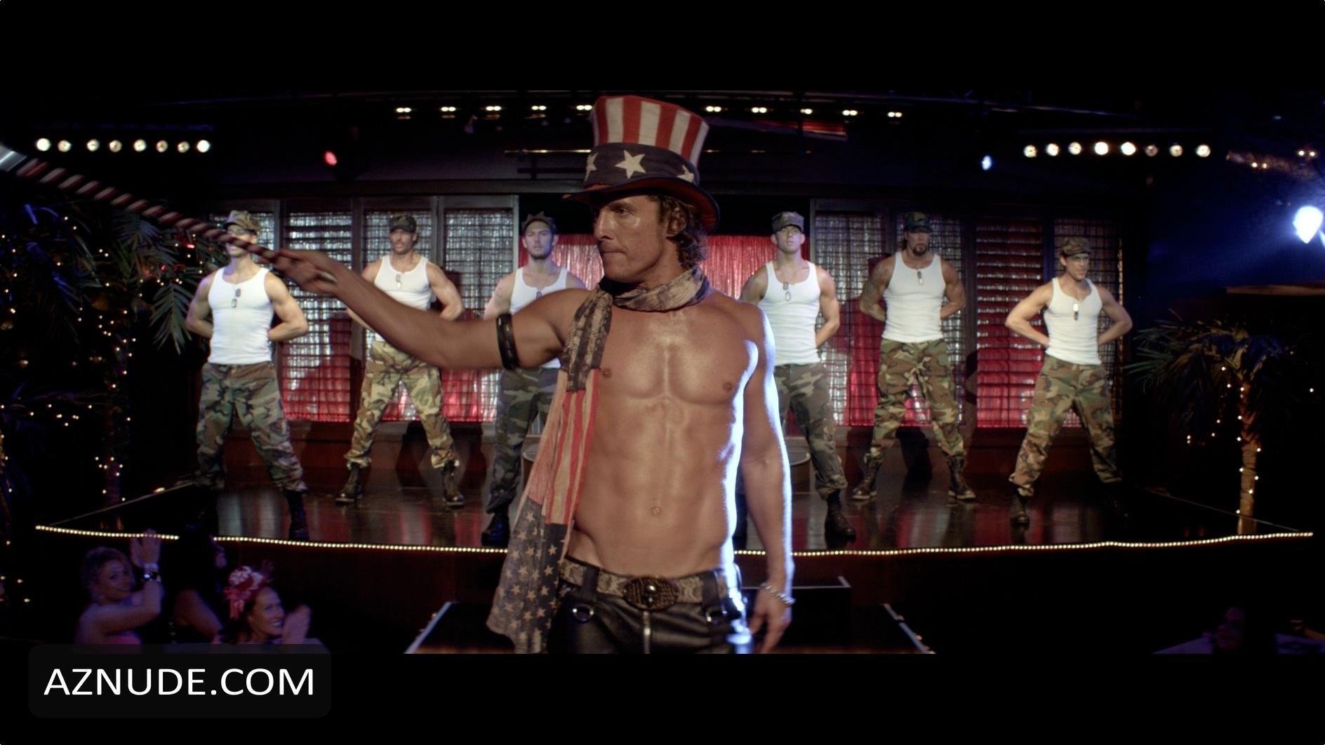 Hot Channing Tatum Nude Magic Mike Scenes