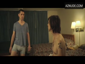 MICHAEL LOVAN NUDE/SEXY SCENE IN A REUNION