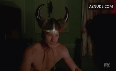 MICHAEL MURRAY in American Horror Story