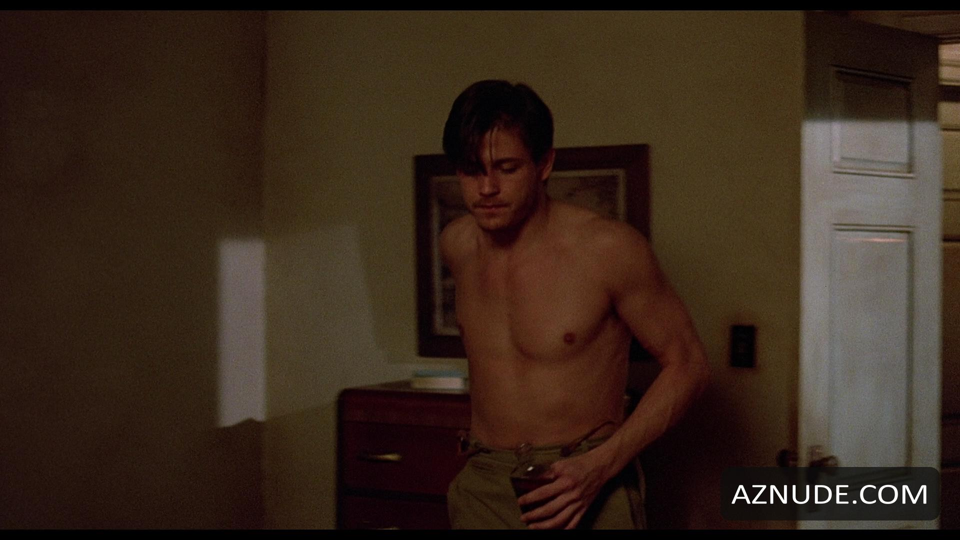 michael pare naked