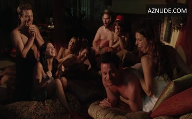 NICK KROLL in A Good Old Fashioned Orgy