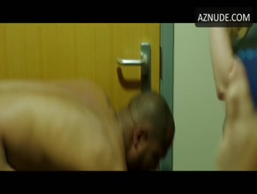 NOEL CLARKE NUDE/SEXY SCENE IN ALRIGHT NOW
