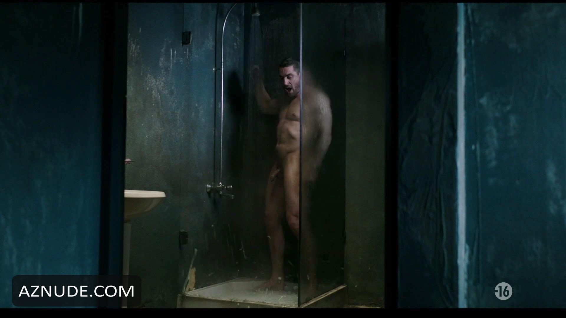 Ola Rapace Nude