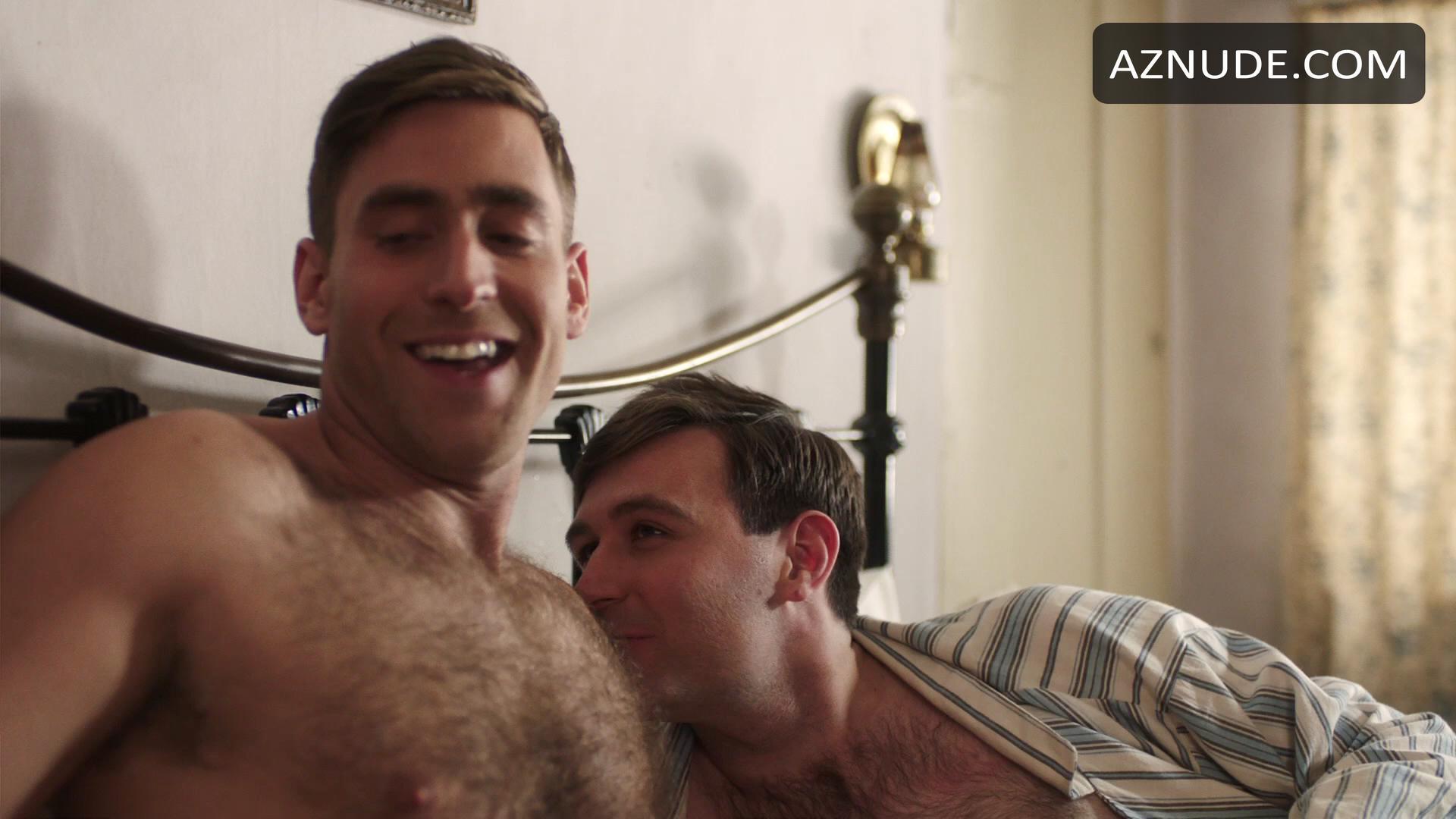 Oliver Jackson-Cohen Nude - Aznude Men-1247