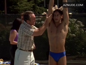 PATRICK DAVID NUDE/SEXY SCENE IN BREAKING THE SURFACE: THE GREG LOUGANIS STORY