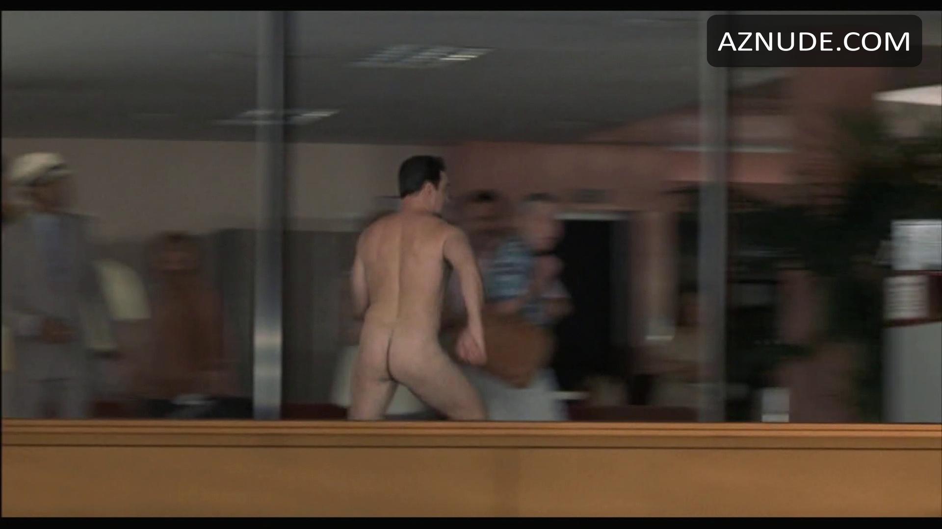 Patrick Warburton Gets Naked