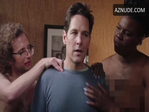 PAUL RUDD NUDE/SEXY SCENE IN SATURDAY NIGHT LIVE