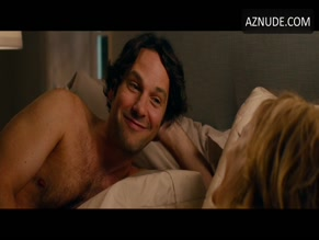 PAUL RUDD NUDE/SEXY SCENE IN THIS IS 40