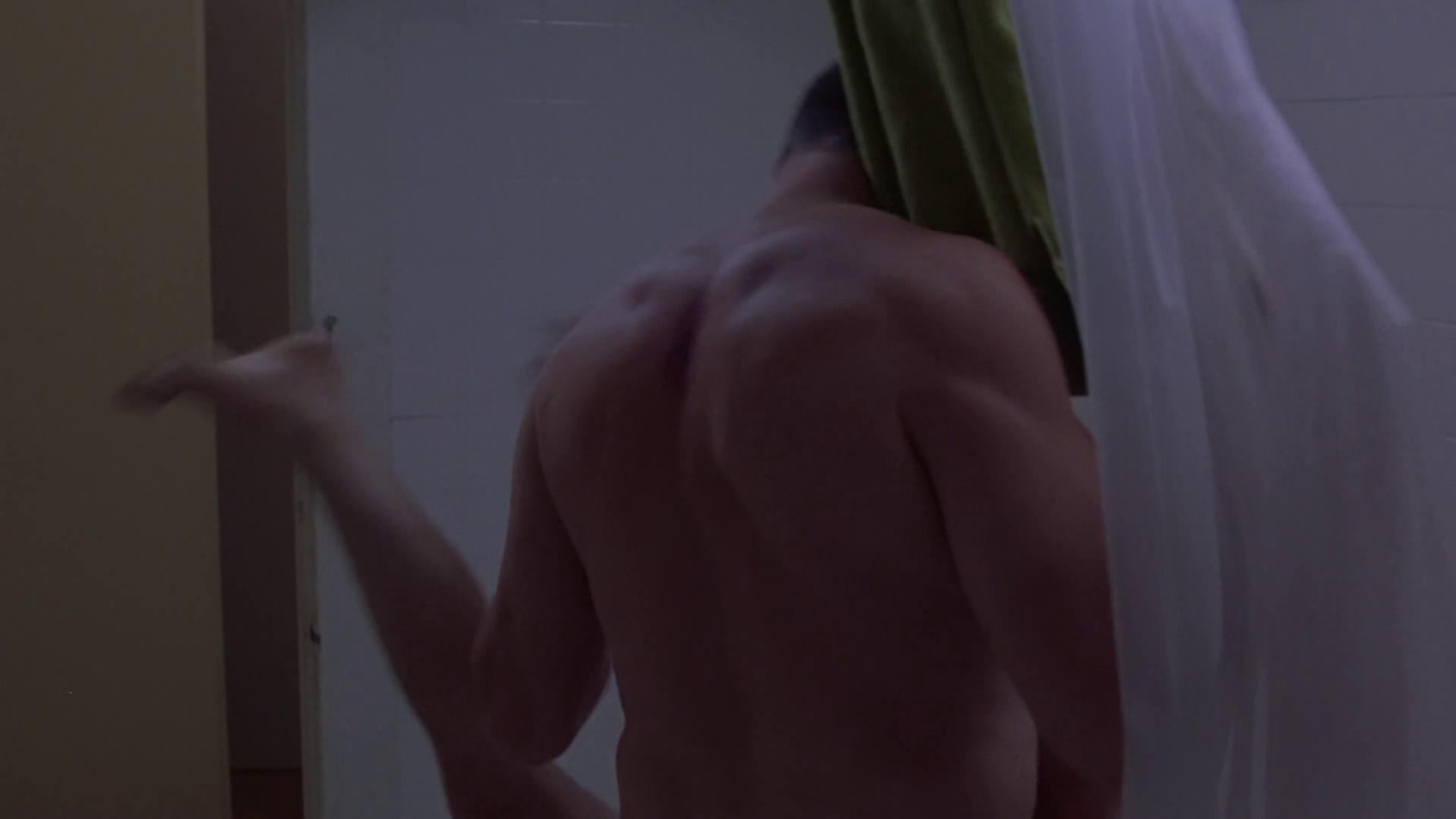 naked gay white frat men