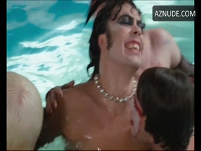 PETER HINWOOD in THE ROCKY HORROR PICTURE SHOW(1975)