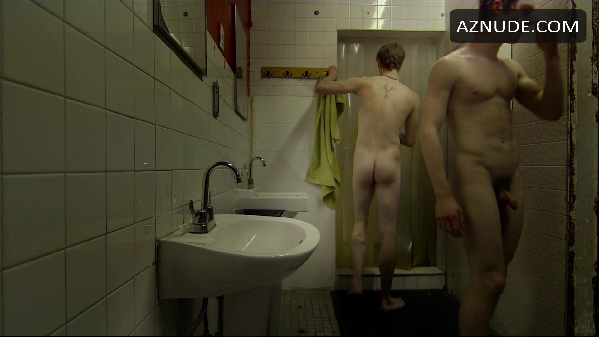 Nude Male Spanking