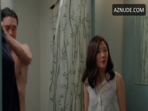RANDALL PARK NUDE/SEXY SCENE IN FRESH OFF THE BOAT