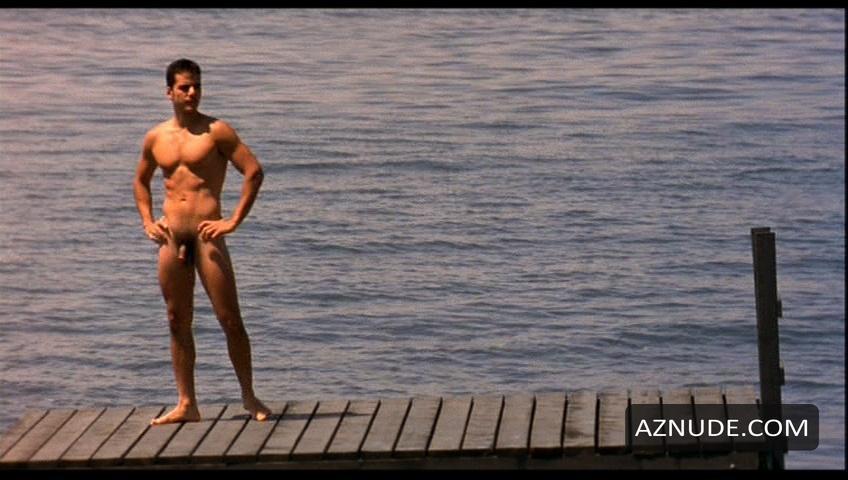 nude Randy becker naked