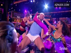 RANDY COUTURE in LIP SYNC BATTLE (2015)
