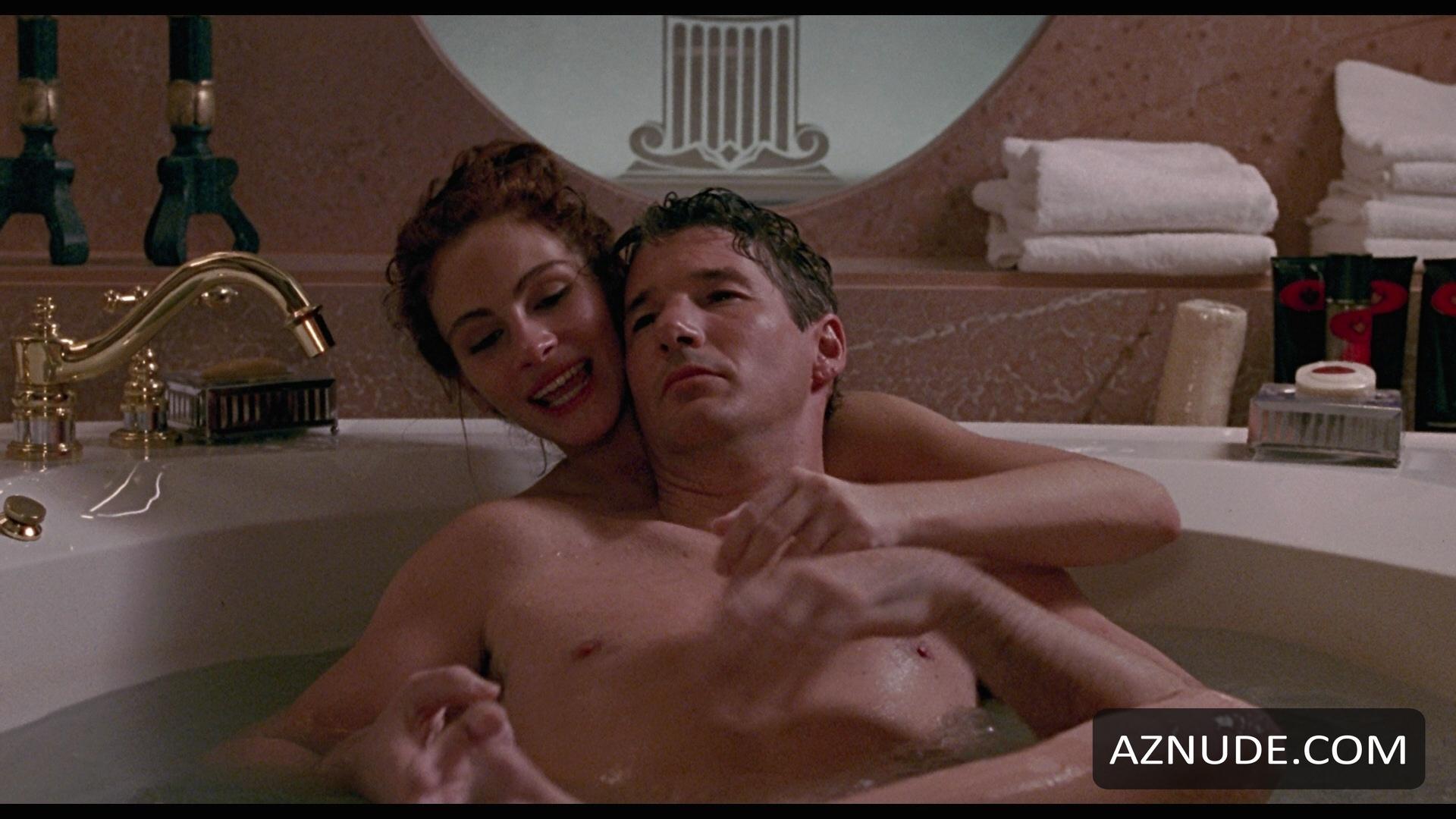 Richard gere nude movie scenes