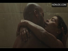 RICKY WHITTLE NUDE/SEXY SCENE IN NAPPILY EVER AFTER