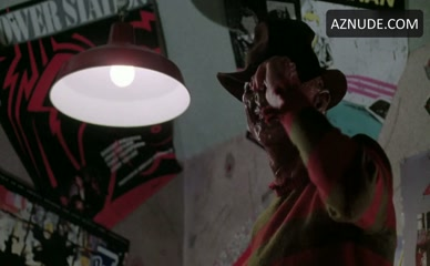 ROBERT RUSLER in A Nightmare On Elm Street 2