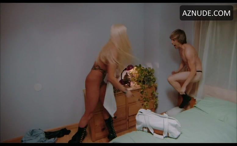 Sasha cohen naked clip bruno