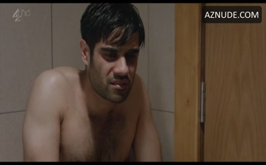 SACHA DHAWAN in Not Safe For Work