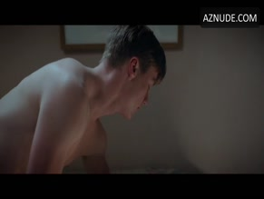 SAM GITTINS NUDE/SEXY SCENE IN AWAIT FURTHER INSTRUCTIONS